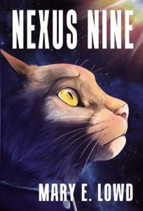 Cover art for Nexus Nine